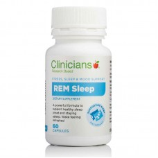 Clinicians REM Sleep 60 Capsules