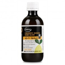 Comvita Children's Manuka Honey Elixir-Lemon Flavour 200ml