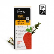 Comvita Children's Manuka Honey Elixir-Strawberry Flavour 200ml