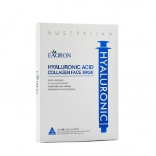 EAORON Hyaluronic Acid Collagen Face Mask 5pc