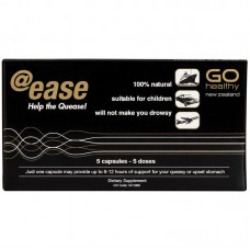 GO Healthy At Ease Natural Travel Sickness 5 Capsules