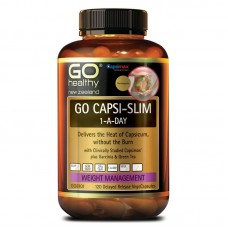 GO Healthy GO Capsi Slim 1-A-Day 120 Capsules
