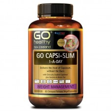GO Healthy GO Capsi Slim 1-A-Day 60 Capsules