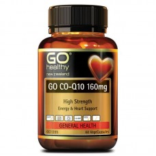 GO Healthy GO Co-Q10 160mg 60 Capsules