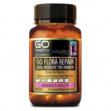 GO Healthy GO Flora Repair 30 Capsules