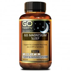 GO Healthy GO Magnesium Sleep 120 Capsules