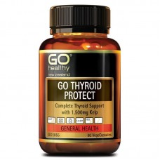 GO Healthy GO Thyroid Protect 60 Capsules