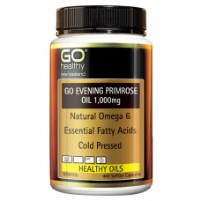 GO Healthy GO Evening Primrose Oil 1000mg 440 Capsules