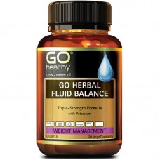 GO Healthy GO Herbal Fluid Balance 60 Capsules