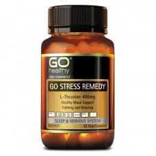 Go Healthy GO Stress Remedy 30 Capsules