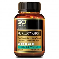 GO Healthy GO Allergy Support 60 Capsules