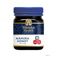 Manuka Health MGO 115+ UMF 6+ Manuka Honey 250g