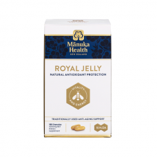 Manuka Health Royal Jelly 180 Capsules