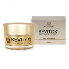 Nature's Beauty REVITOX Anti Ageing Creme 30g