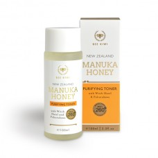 Nature's Beauty Bee Kiwi Clarifying Manuka Honey Toner 100ml