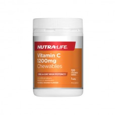 Nutra-Life Vitamin C 1200mg 120 Tables