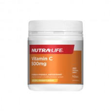 Nutra-Life Vitamin C 500mg 200 Tables