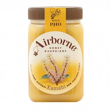 Airborne Kamahi Creamed Honey 500g