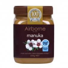 Airborne Manuka Honey 70+ 250g