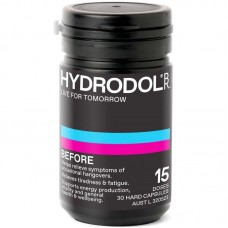 Hydrodol Before Hard Capsules - 15 Doses (30 Caps)