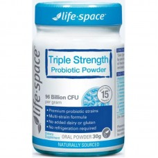 Life Space Triple Strength Probiotic Powder 30g