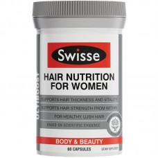 Swisse Hair Nutrition For Women 60 Capsules