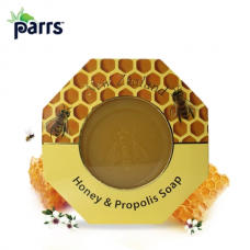 Parrs Honey & Propolis Soap 140g