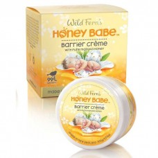 Wild Ferns Honey Babe Barrier Creme with Pure Manuka Honey 100g