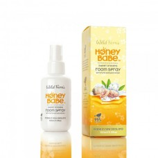 Wild Ferns Honey Babe Room Spray with Pure Manuka Honey 100ml