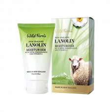 Wild Ferns Lanolin Moisturiser SPF30 with Pomegranate and Vitamin A 75ml