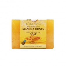 Wild Ferns Manuka Honey Pure and Gentle Soap 135g