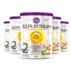 A2 Platinum Premium Follow-On Formula 6-12 Months (6 Tins)