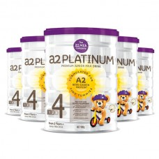 A2 Platinum Premium Junior Milk Drink From 3 Year (6 Tins)