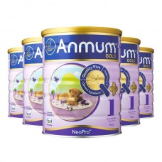 Anmum NeoPro1 Infant Formula 900g From Birth - 6 Months (6 Tins)