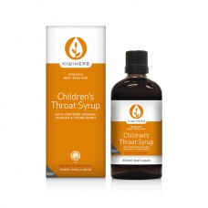 Kiwiherb Children's Throat Syrup 200ml